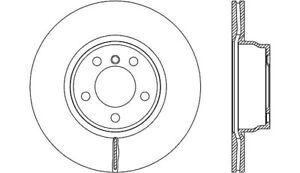 Paire-Set-Disques-de-Frein-Arriere-pour-BMW-Serie-2-3-4-Coupe-328I-330D-Xd-Rive