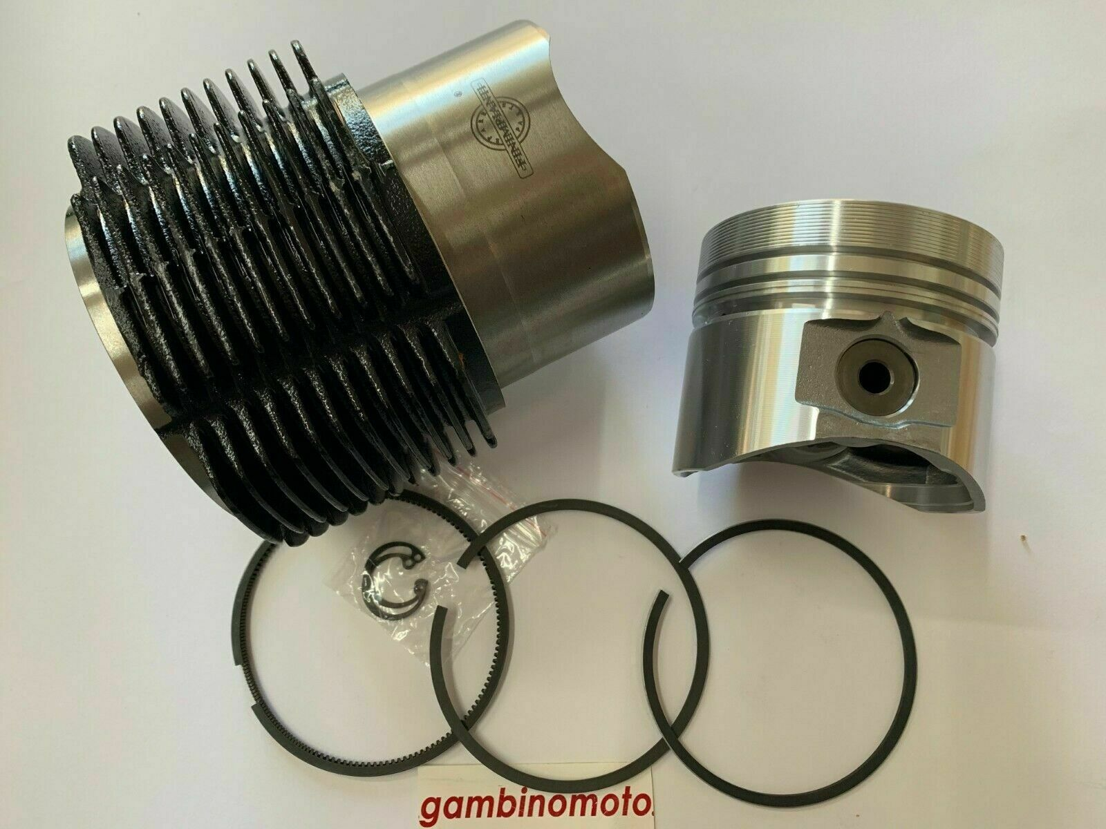 Cilindro Completo de Pistón para Motor Lombardini 6LD360-6LD360   C - 6LD360V