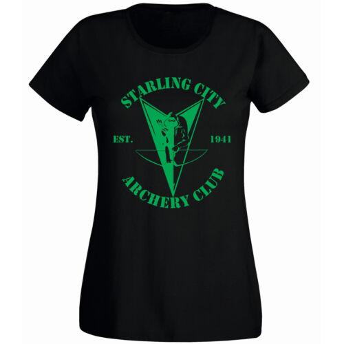 Green Arrow Inspired Popular Boys Girls Womens Kids Mens Funny T Shirt