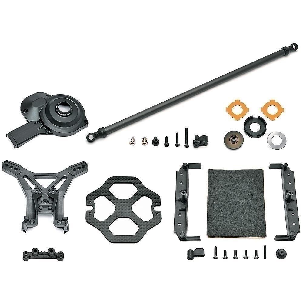 Team SC10 4wd 91174 ft actualización Associated Kit SC10 4x4
