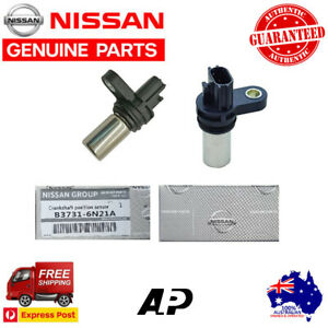 PAIR-GENUINE-NISSAN-CAM-CRANK-ANGLE-SENSOR-SUITS-NISSAN-XTRAIL-T30-QR20DE-QR25D