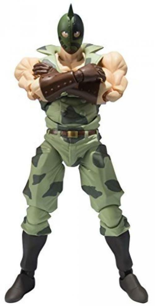 NEW S.H.Figuarts KINNIKUMAN SOLDIER Scramble for the Throne Action Figure BANDAI