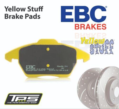 "Brake Pads EBC /""Yellow Stuff/""  Mazda Rx8 Front DP41665R"