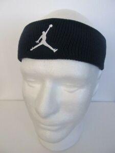 Nike Jordan Dri-Fit Headband College Navy White Women s Men s New ... d8bab76893