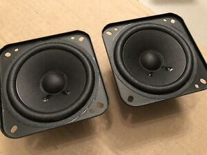 15W-Full-Range-4inch-Speakers-For-Arcade-1up-4-8ohm