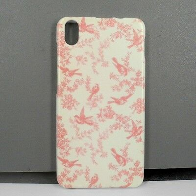 For Lenovo S850 Pink Bird Mobile Phone Case Cover Free Screen Protector