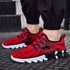 Running-Mens-Sneakers-Breathable-Casual-Size-7-12-Athletic-Blade-Shoes-6-Color