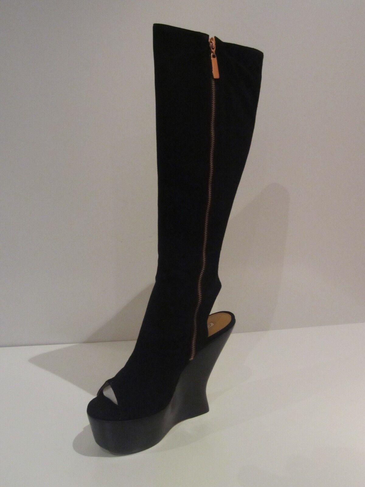 Buffalo Bambino Camoscio 17149 712 [ TGL 40] Stivali da donna di pelle