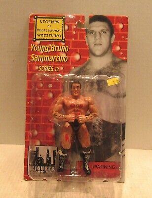 Bruno Sammartino HoF Plaque Mattel Accessories for WWE Wrestling Figures