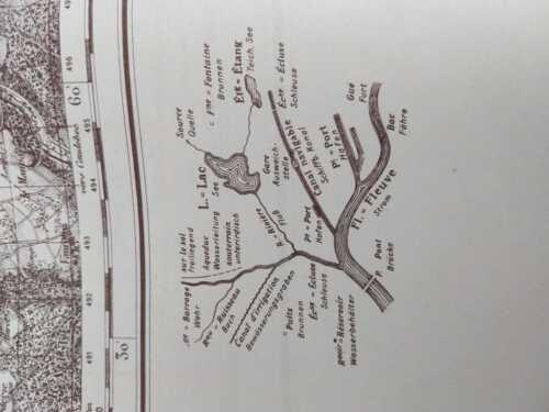 carte seconde guerre Grenoble 20 WW2