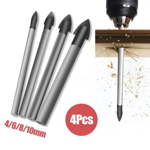 Glass drill Ø 8 mm Tile Drill Ceramic Drill Drill 8 x 83 MM