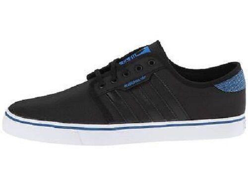 Adidas Seeley Negro Azul Bird Blanco Skateboarding c75711 reducción de zapatos precios estacionales de liquidación zapatos de de hombre cd757f