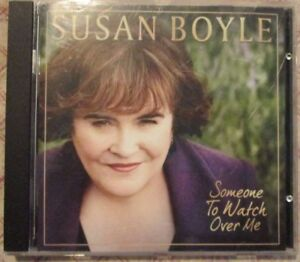 cd susan boyle someone to watch over me syco 2011 ebay. Black Bedroom Furniture Sets. Home Design Ideas