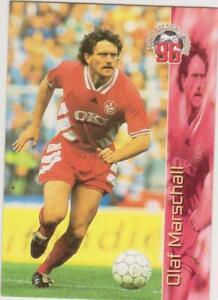 Panini Bundesliga 1996 Sticker 244 1 FC Köln Wappen Glitzer Buli 96