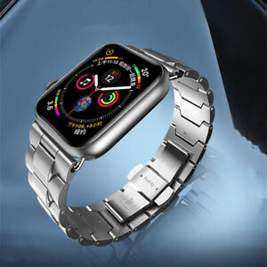 Stainless Steel Metal Replacement Band For Apple Watch Series 5 4 3 2 1 Ebay