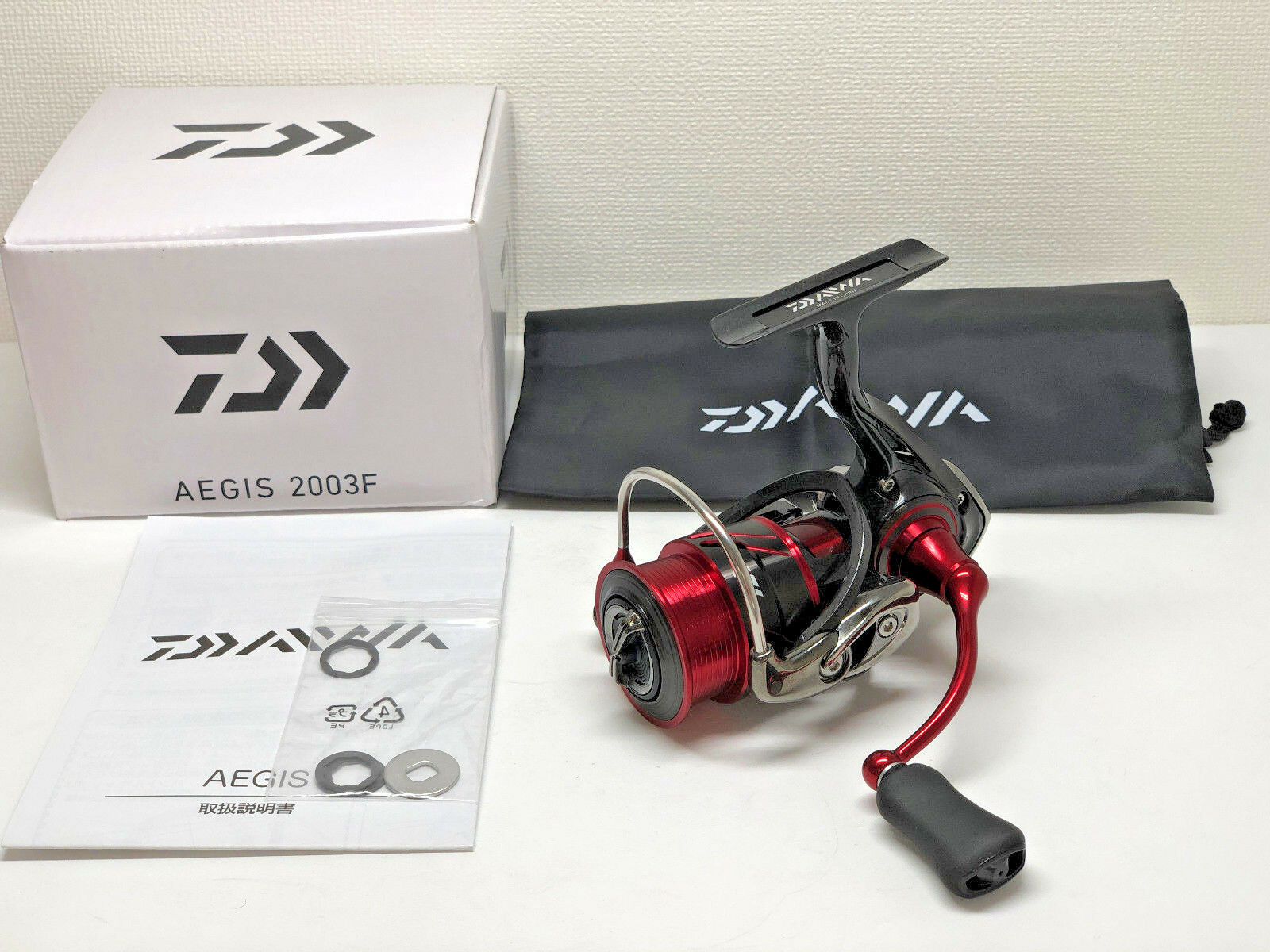 DAIWA 17 AEGIS 2003F  from Japan