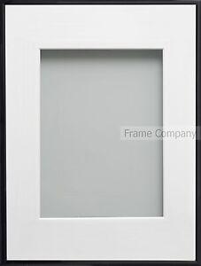 Frame-Company-Cranbrook-Gama-blanco-o-negro-Marcos-De-Foto-Con-Montaje
