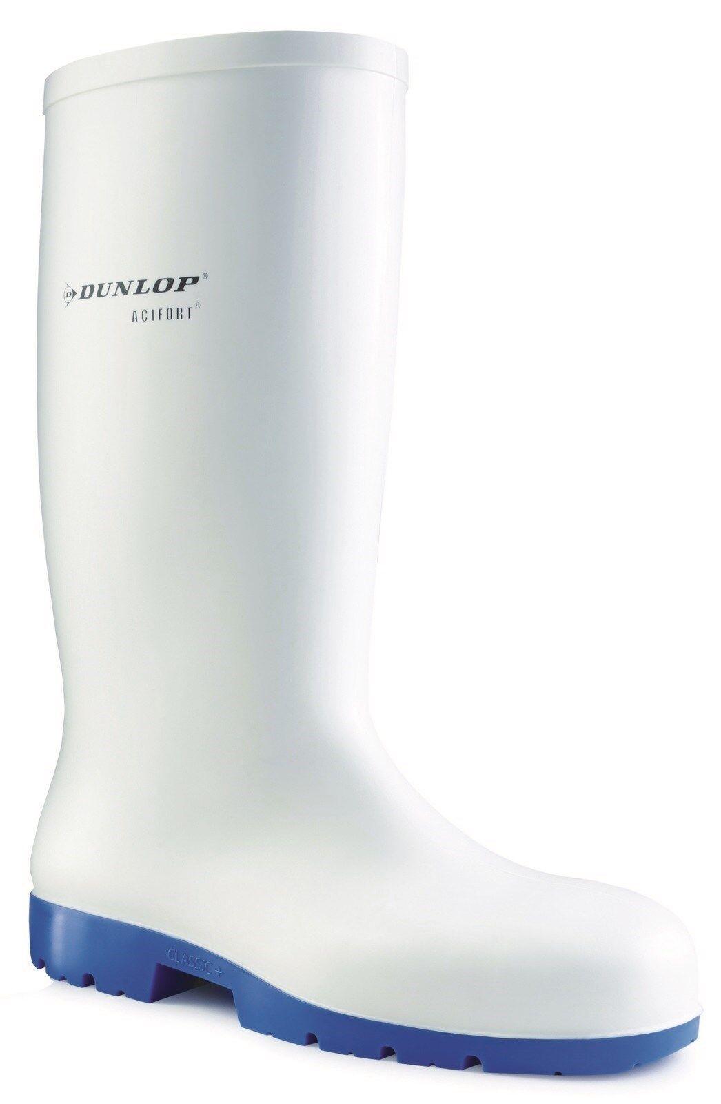 Dunlop Acifort A181331 Full Safety Unisex Waterproof Hygiene Food Wellingtons