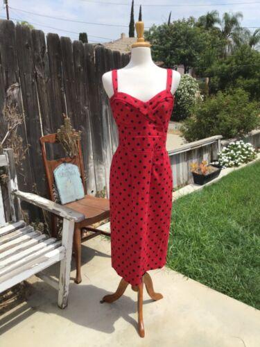 Deadly Dames Pinup Dress - Deadly Dames Red/Black
