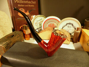 Alex Kappeler handmade-estate PIPA-Smoking Pipe-Pipa-fumo pronto!