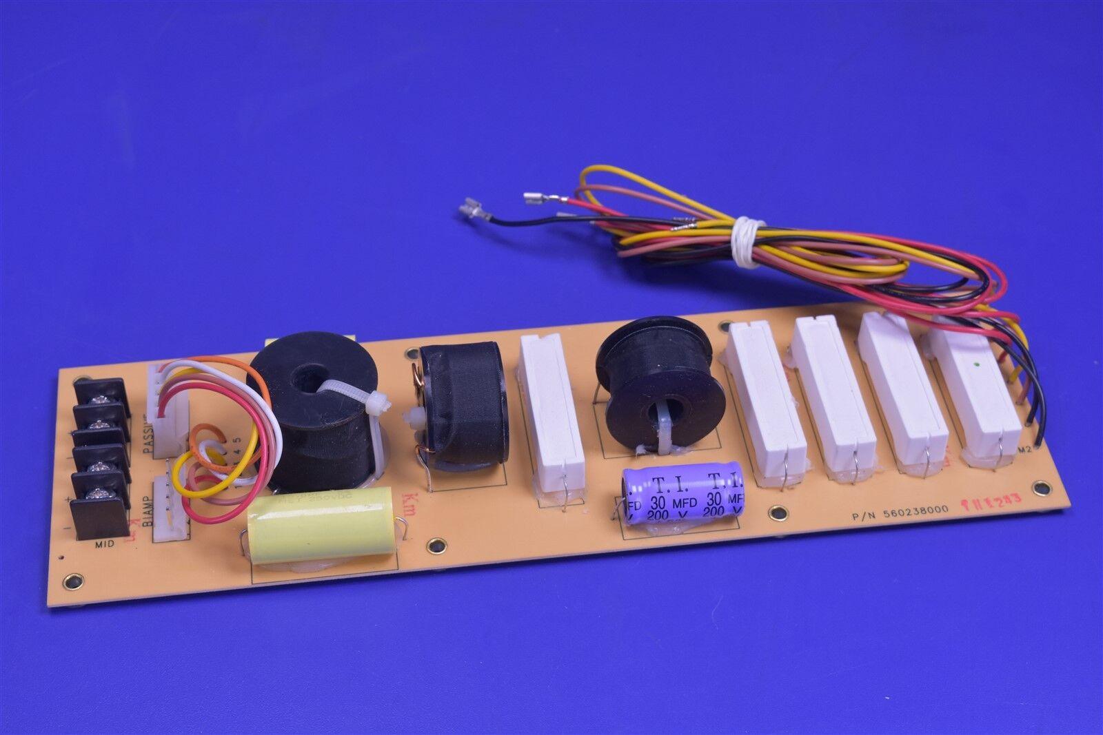 Electro-Voice VARIPLEX II Speaker System Credver