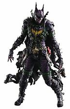 Flawed Box Batman's Rogues Gallery Joker Variant Play Arts Kai Action Figure