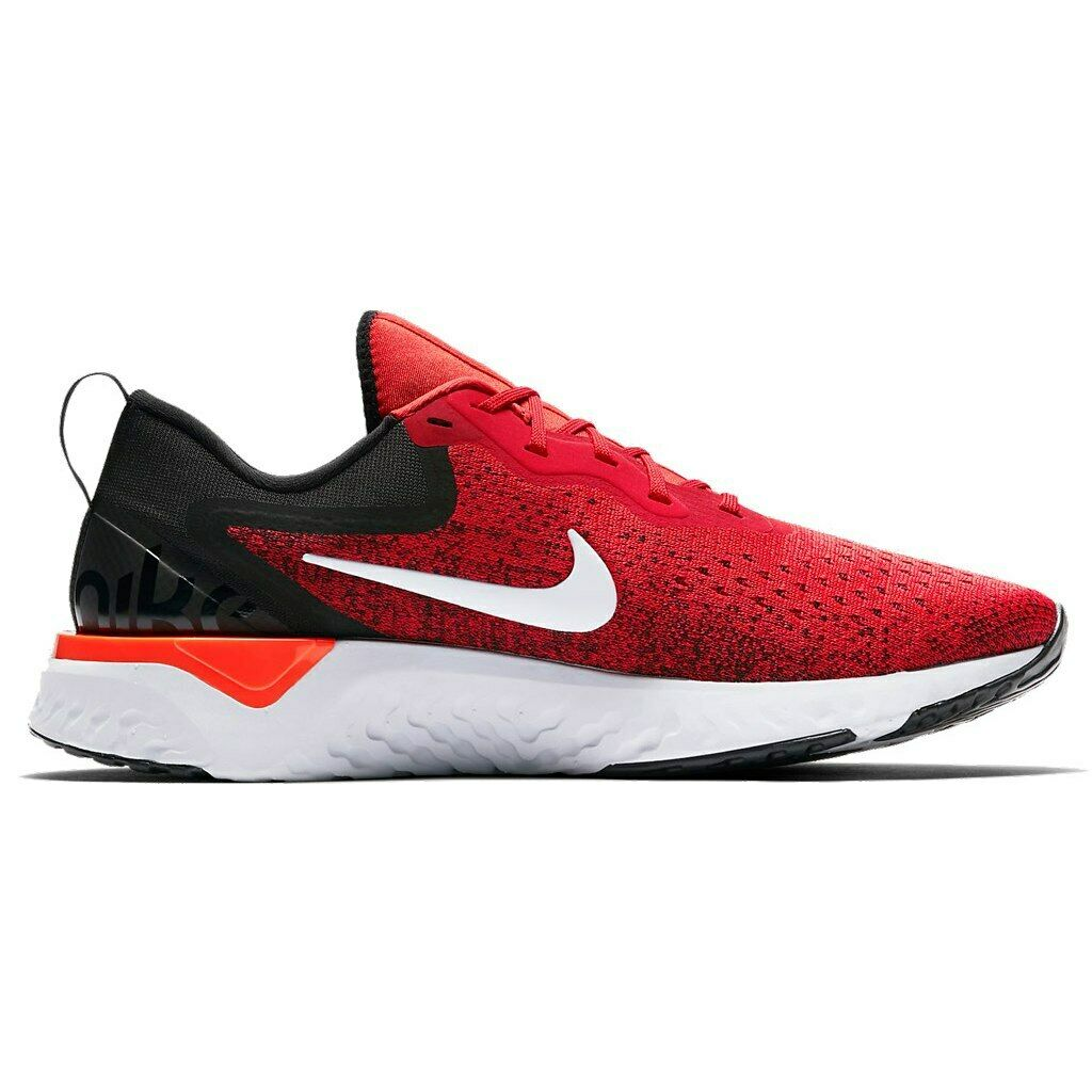 Nike Odyssey React Habablack Red Black Size 11. AO9819-600 epic air max