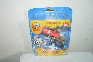 FIGURINE-TOM-AND-JERRY-SPACE-JERRY-GIOCHI-PREZIOSI-NEUF-FIGURE-COLLE-CTION