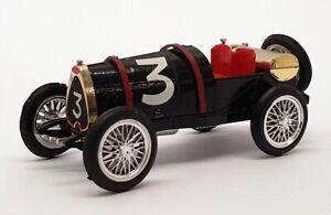Brumm 1/43 SCALA DIECAST SM134-Alfa Romeo Auto Da Corsa - #3 Nero