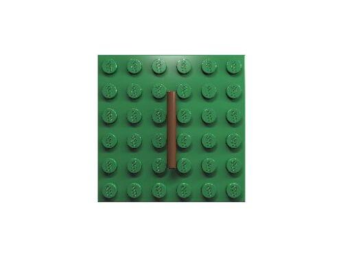 asta di LEGO 3l-rosse-marroni 4 X NUOVO 87994