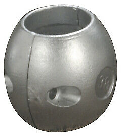 "anodes for boat yacht Free P/&P 2/"" dia Magnesium split shaft Egg 50.8mm"