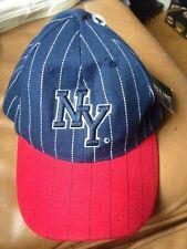 NY Nyc1664,inc Blue Red Baseball Cap