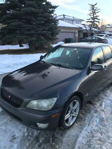 2001 Lexus IS -
