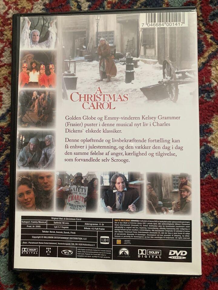A christmas carol/Julens ånd lever igen!, DVD, romantik