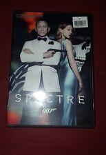 007 Spectre DVD