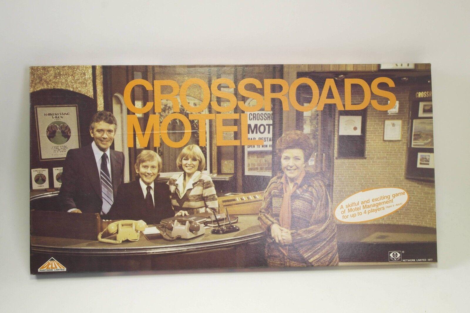 Delta zeitGrünreib - crossroads motel vintage - brettspiel - a +   a