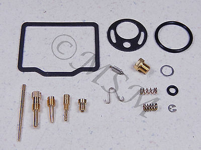 HONDA 74 CB200 & 75-76 CB200T NEW KEYSTER CARB CARBURETOR REPAIR KIT 0201-109