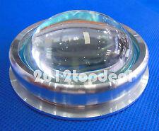 67mm Led Glass Lensaluminum Ringreflector 4set Series For 20w 100w Led