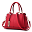 Women-Leather-Handbag-Ladies-Tote-Messenger-Shoulder-Purse-Satchel-Crossbody-Bag miniature 18