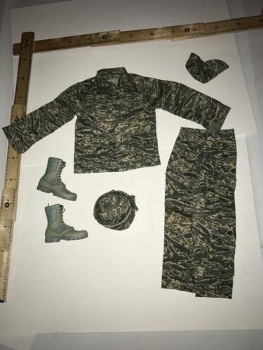 1//6 Modern Air Force ABU Ensemble uniforme-BANDIT Joe/'s Dragon Ace 21st Toys