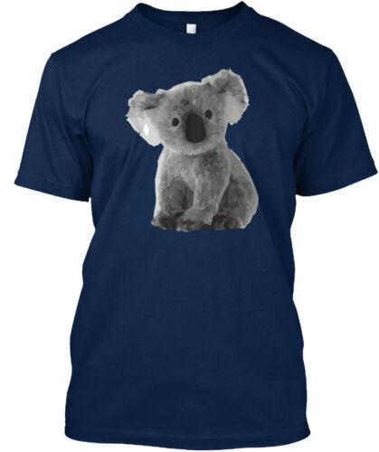 Standard Unisex T-shirt S-5XL Great gift Koala Standard Unisex T-shirt S-5XL