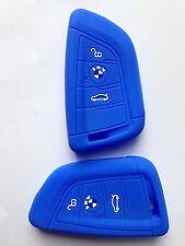BMW Car Key Fob Case Cover For X5,M Sport, Series 2, F15 Models Slim Design