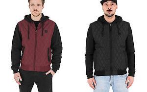 Urban Classics Hooded Diamond Quilt Jacket