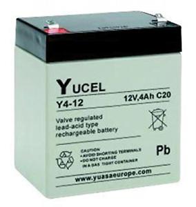 Yucel-BATTERY-LEAD-12V-4AH-Y4-12-YUCEL-Y4-12