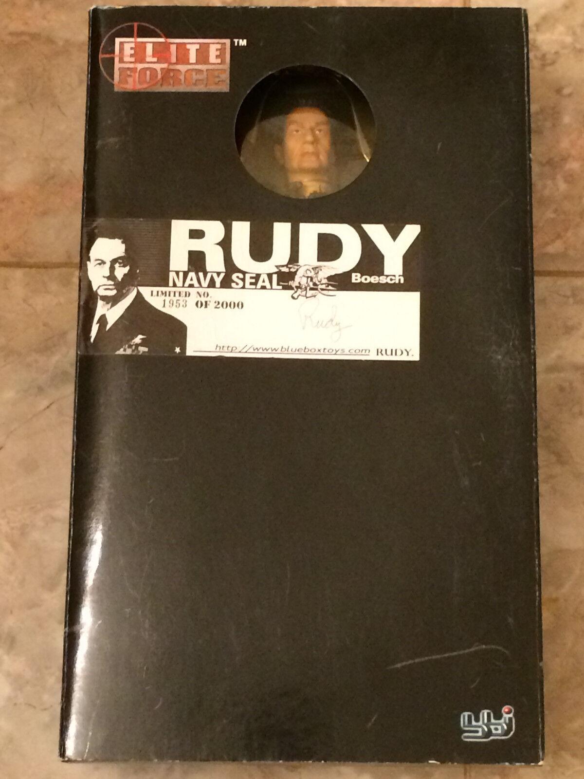Bbi elite -  rudy  navy seal   34301 (1   6 oder 12  - skala action - figur)
