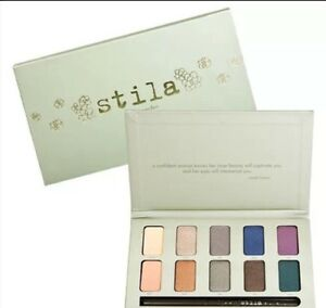 STILA-EYE-SHADOWS-PALETTE-In-The-Garden-Eye-shadow-w-Starfish-Eye-Liner
