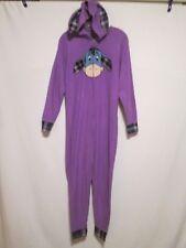 Marge Simpson Women/'s Pajamas One-Piece Union Suit Fleece Costume Size Small S