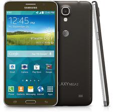 "Samsung Galaxy MEGA 2 SM-G750A-UNLOCKED-4G LTE 6"" Screen AT&T, T-Mobile. 7/10"