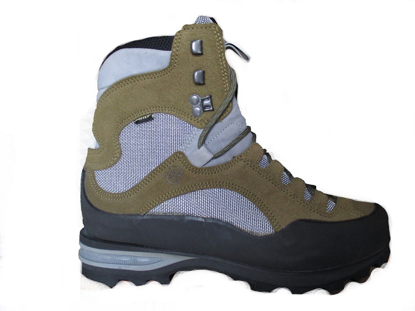 Hanwag Mountain schuhe Super Friction Lady GTX in Größe 42 in Bosso