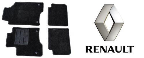Tappetini su Misura Renault Modus Set Completo Moquette Alta Qualità 1Ricamo
